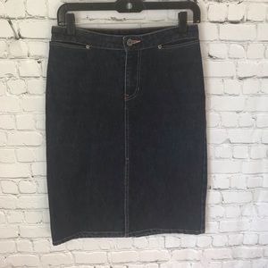⚡️Flash Sale $3/15 Women's size 2 Gap denim skirt